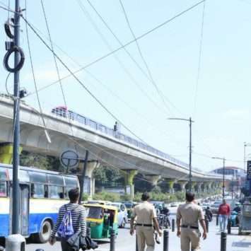 Coming soon! Bangalore Metro to a station near you