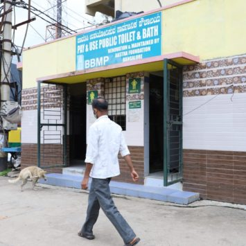 Just 700 public toilets for a Bengaluru