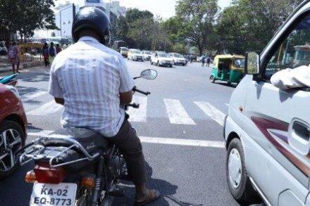 The Bengaluru TrafficJeevi