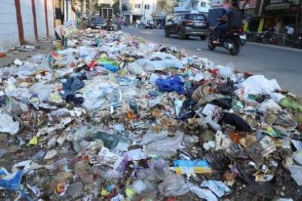 Bengaluru: To get a new company to handle garbage