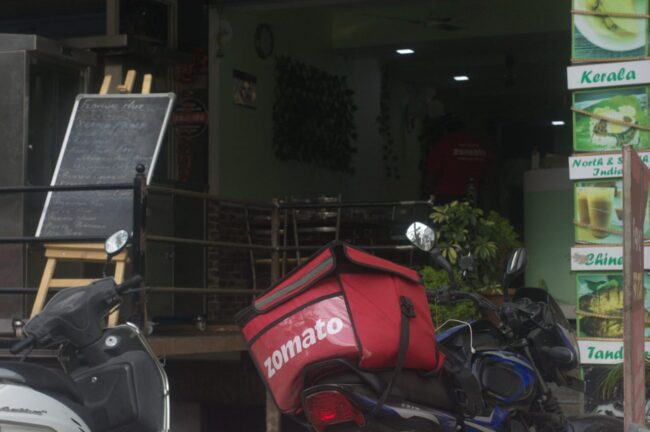 The delivery life of Zomato, Swiggy executives