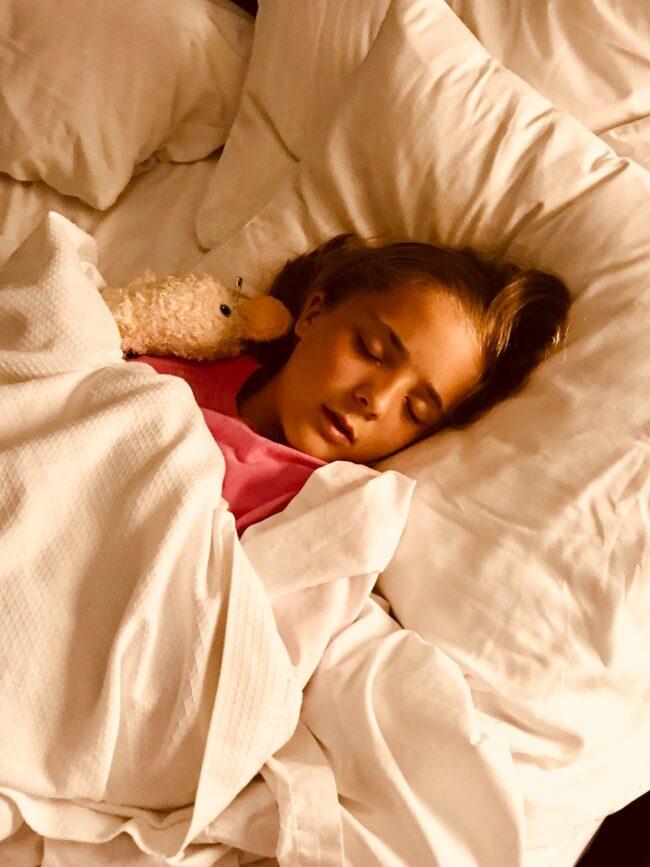 Sleeping tips for a good health