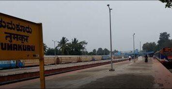Bengaluru – Tumkuru Rail line electrification