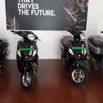 e-bike taxis in Bengaluru